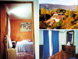 Chambres d'hôtes de charme , Le Moulin de la Viorne, omergues 04200