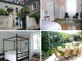 Chambres d'hôtes de charme , Chambre d'hôtes de Nantes, nantes 44000