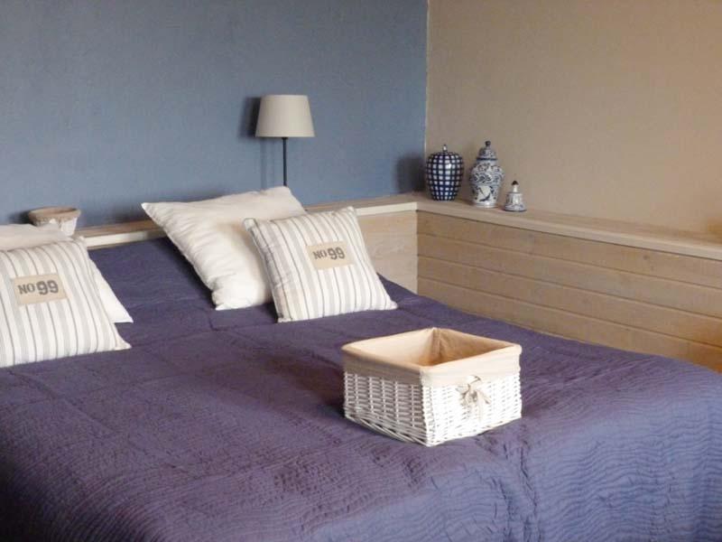 Chambres d'hôtes Decina Faccini montbellet 71260 N° 2