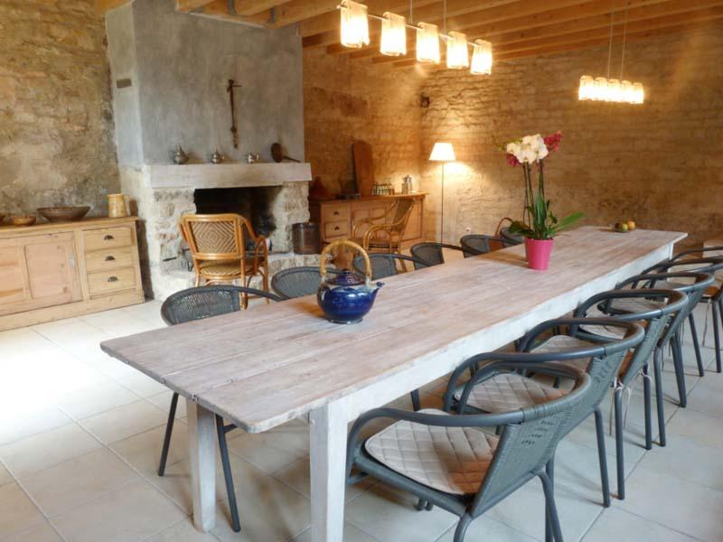 Chambres d'hôtes Decina Faccini montbellet 71260 N° 5