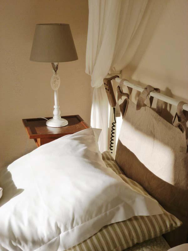 Chambres d'hôtes Decina Faccini montbellet 71260 N° 8