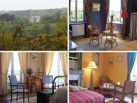 Chambres d'hôtes de charme , Manoir de Suguensou, audierne 29770