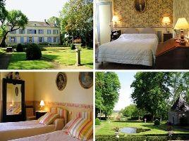 Chambres d'hôtes de charme , Château de Pintray, amboise 37400